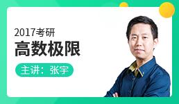 2017考研数学高数极限—张宇
